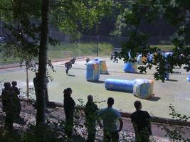 Paintball Bundesliga in Solms